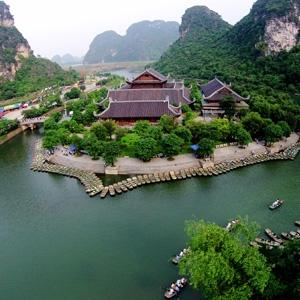 Thiết kế website Danh Lam Thắng Cảnh 2,900K