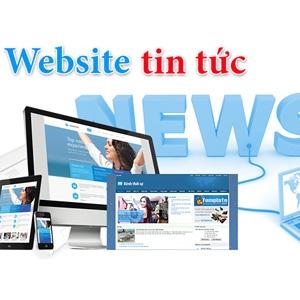 Thiết kế website Tin Tức Wordpress 1,900K