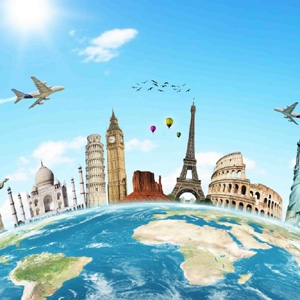 Thiết kế website Du lịch 2,900K